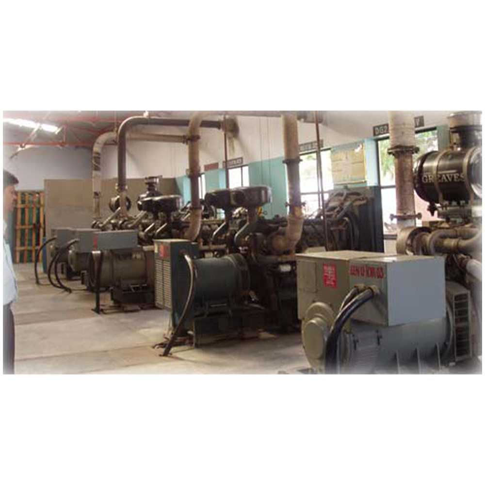 Maintenance and Utilities